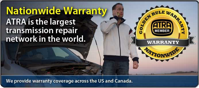 Nationwide Transmission Repair Warranty
